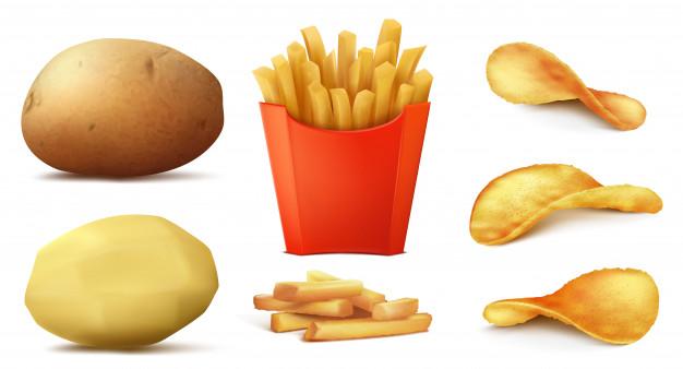 Primeros platos patatas